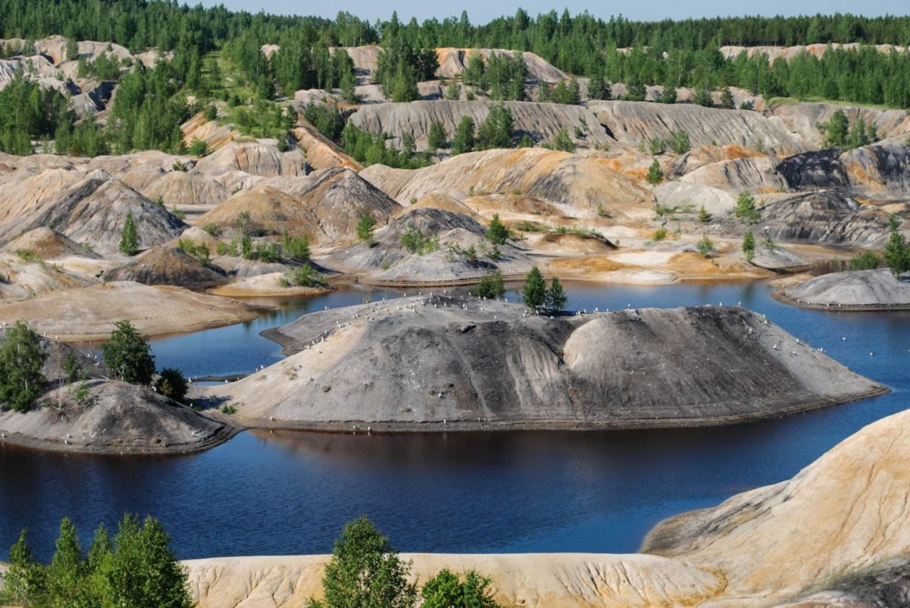 Bogdanovich quarries