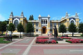 Main Narzan Baths, Kislovodsk