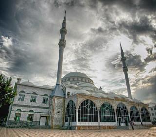 Central Juma Mosque in Makhachkala