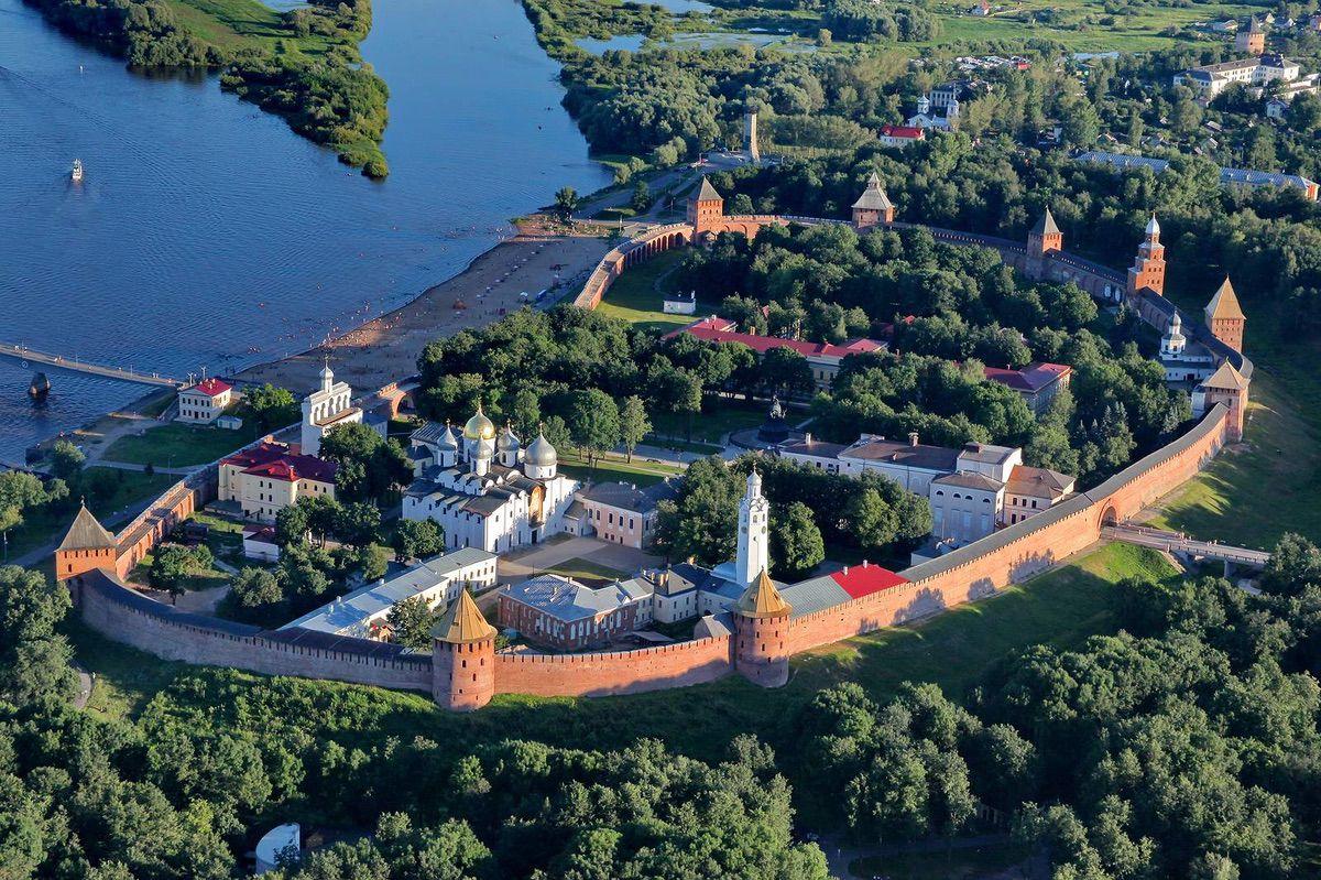 Первая столица древней Руси